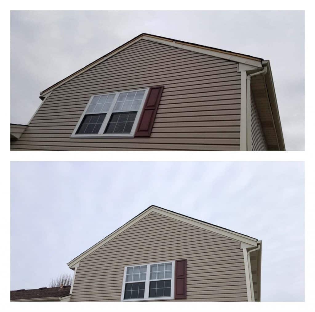 Siding Replacement in Wheeling